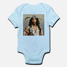Classic Native American Brave Body Suit