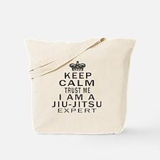 Jiu-Jitsu Expert Designs Tote Bag