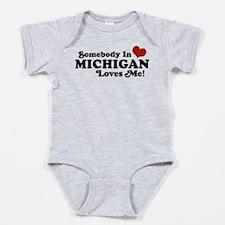 Cool Baby michigan Baby Bodysuit