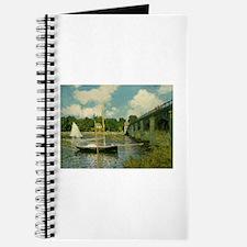 Monet's Bridge Journal