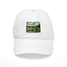 Monet's Bridge Baseball Baseball Cap