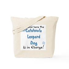 Catahoula Charge Tote Bag