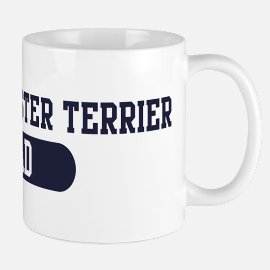 Toy Manchester Terrier Dad Mug