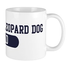 Catahoula Leopard Dog Dad Mug
