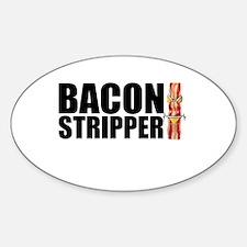 Bacon Stripper Decal