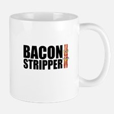 Bacon Stripper Mugs