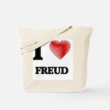 I love Freud Tote Bag