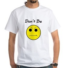 Yellow Dont Be Shirt