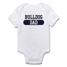 Bulldog Dad Infant Bodysuit