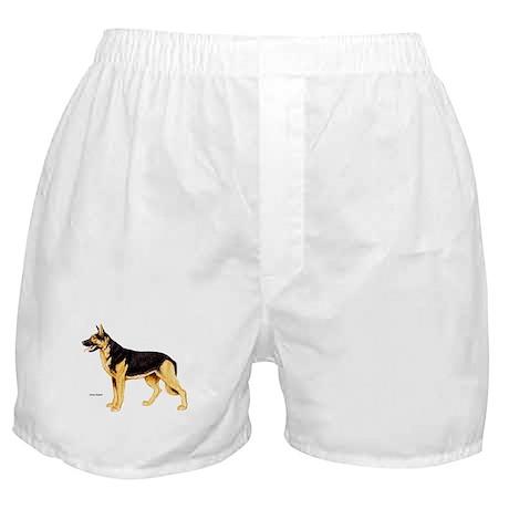 German Shepherd Dog Boxer Shorts