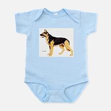 German Shepherd Dog Infant Creeper