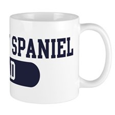 Brittany Spaniel Dad Mug