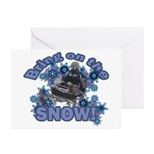 Bring On The Snow Greeting Cards (Pk of 10)