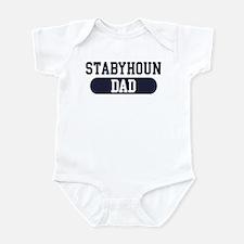 Stabyhoun Dad Infant Bodysuit