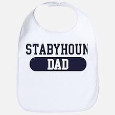 Stabyhoun Dad Bib