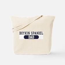 Boykin Spaniel Dad Tote Bag