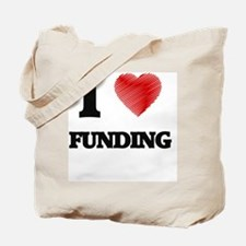 Cute Funding Tote Bag