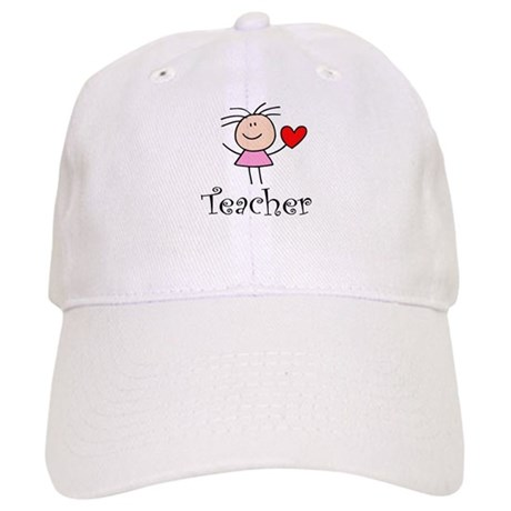 Cute TEACHER Cap