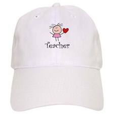 Cute TEACHER Baseball Cap