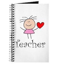 Cute TEACHER Journal