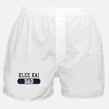 Klee Kai Dad Boxer Shorts