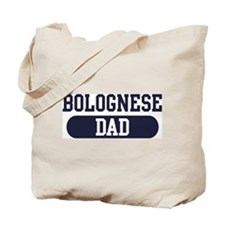 Bolognese Dad Tote Bag