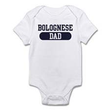 Bolognese Dad Infant Bodysuit