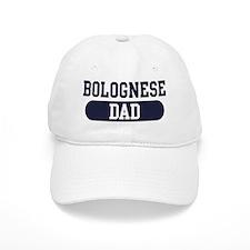 Bolognese Dad Baseball Cap