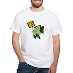 REAL ESTATE White T-Shirt