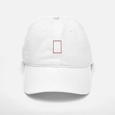 Strawberry border Baseball Baseball Cap