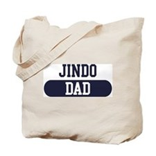 Jindo Dad Tote Bag