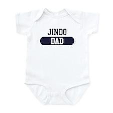 Jindo Dad Infant Bodysuit