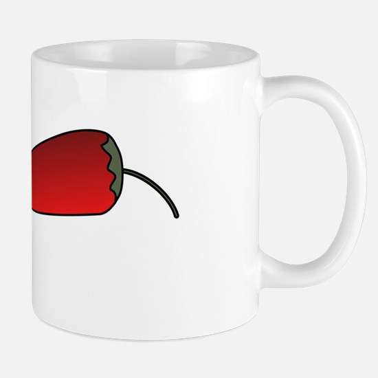 Red chilli Mugs