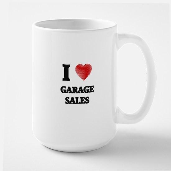 I love Garage Sales Mugs