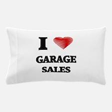 I love Garage Sales Pillow Case