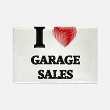 I love Garage Sales Magnets