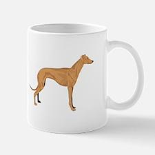 Grey hound Mugs