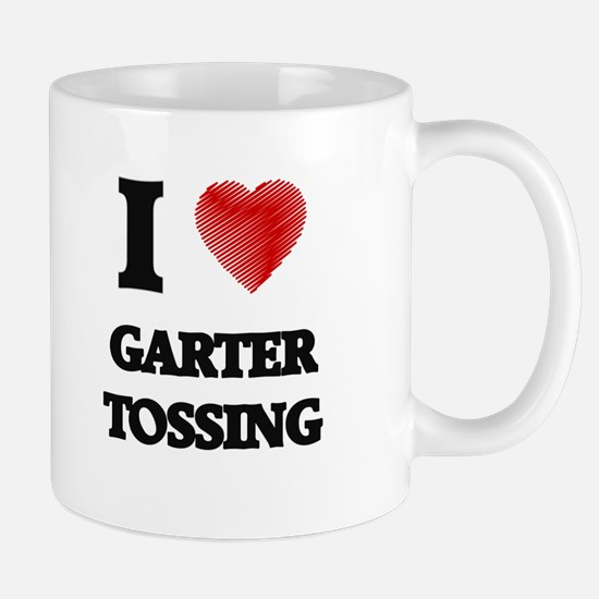 I love Garter Tossing Mugs