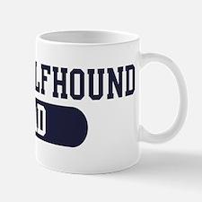 Irish Wolfhound Dad Mug