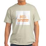 SHMUCKS Ash Grey T-Shirt