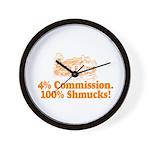 SHMUCKS Wall Clock