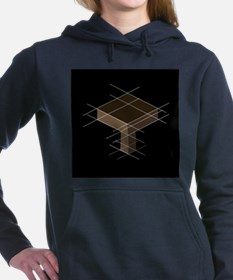Cute Construction and real estate profession Women's Hooded Sweatshirt