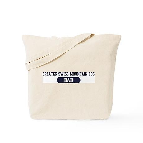 Greater Swiss Mountain Dog Da Tote Bag