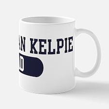 Australian Kelpie Dad Mug