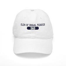 Glen of Imaal Terrier Dad Baseball Cap