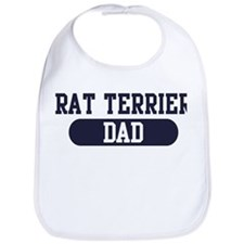 Rat Terrier Dad Bib
