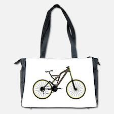 Mountain bike Diaper Bag