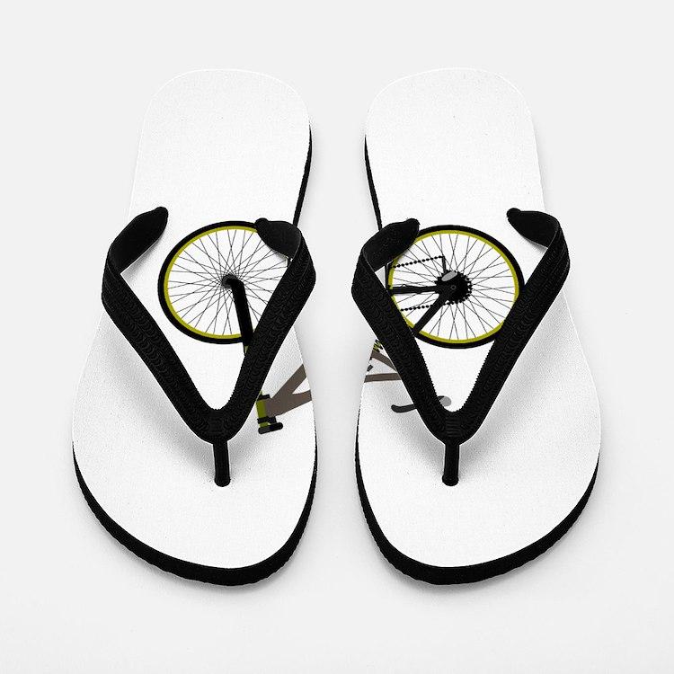 Mountain bike Flip Flops