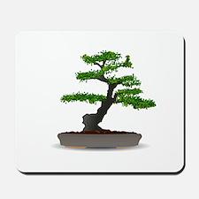 Bonsai tree Mousepad