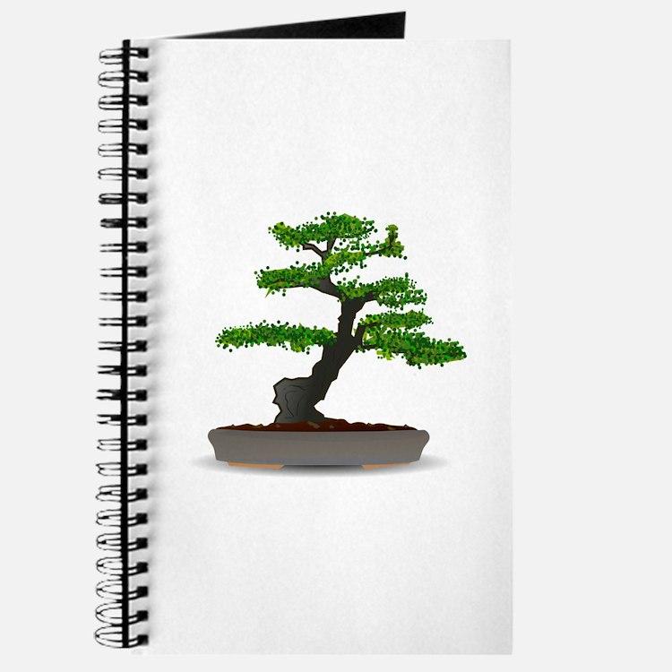 Bonsai tree Journal